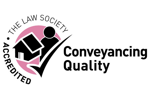 Law Society Conveyancing Quality Accredited logo