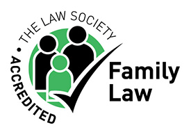 Law Society Family Law Accredited logo